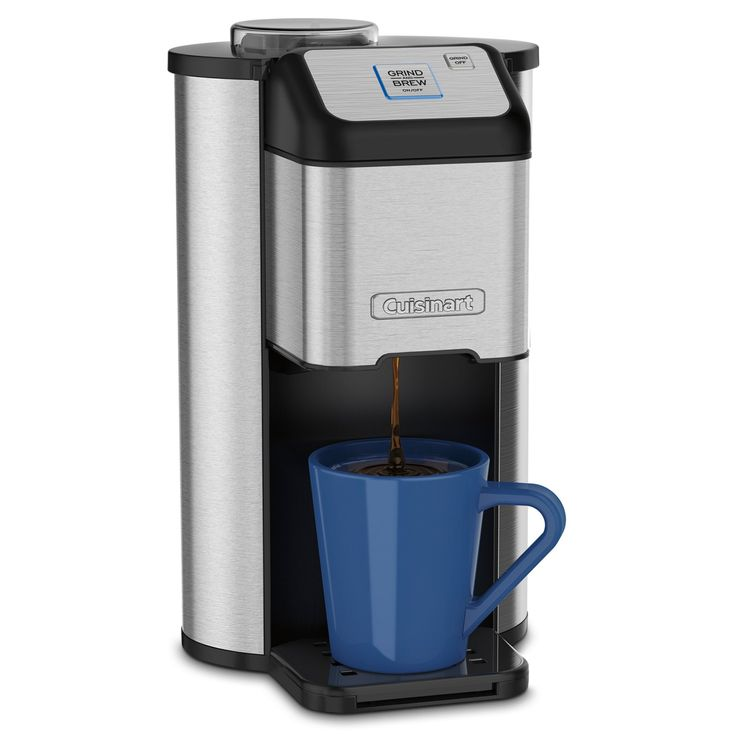 Cuisinart Grind and Brew Single Cup Coffee Maker - DGB-1
