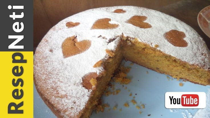 Carrot cake so yummy and have a lot of vitamins. Try to make this at home ^_^