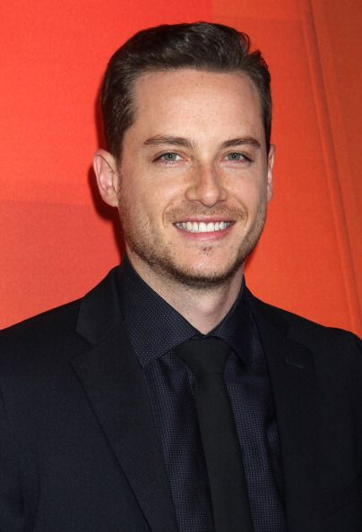 Jesse Lee Soffer attends the 2014 NBC Upfront Presentation at The Jacob K Javits Convention Center on May 12 2014 in New York City