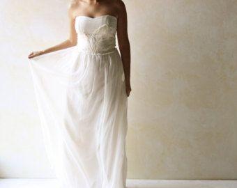 abito da sposa abito alternativo vestito da sposa di seta