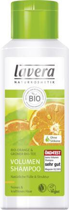 Volumen Shampoo mit Bio-Orange & Grüner Bio-Tee