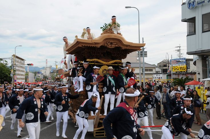 岸和田だんじり祭り 平成26年度 筋海町
