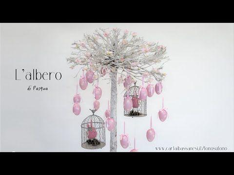 Tutorial TonoSUTono - L'albero di Pasqua