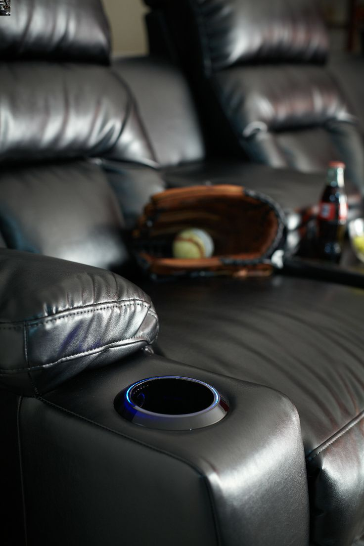 home theatre seating baseball freak la z boy baseball season theatres