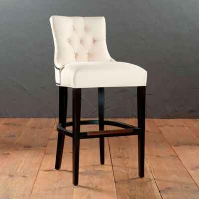 This Gentry Barstool Will Help My Petite Mom Enjoy Her