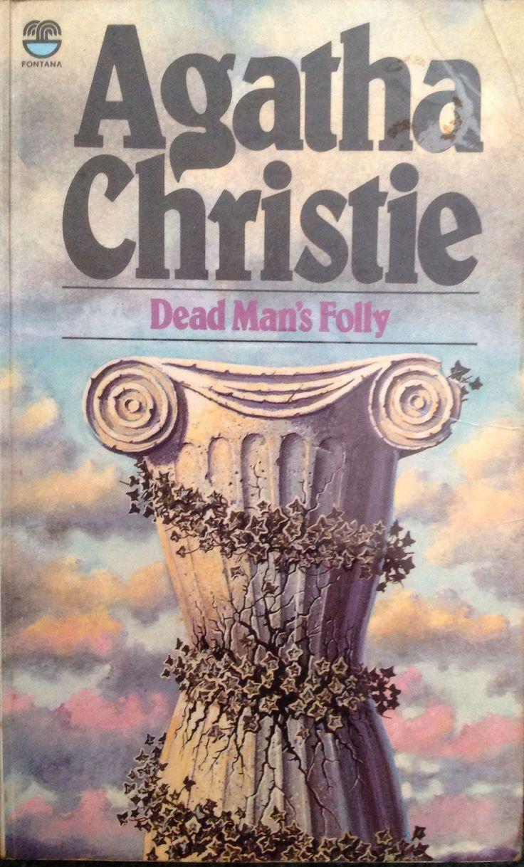 Best 25 dead mans folly ideas on pinterest hercule poirot dead mans folly fontana paperback 1983 fandeluxe Document
