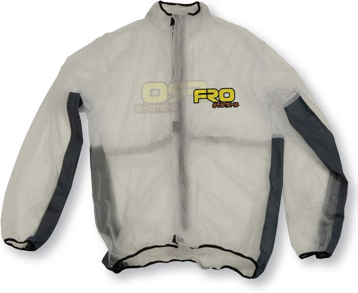 FRO Systems Kids Rain Jacket - Waterproof, Mud, Race, Motocross, MX, BMX, | eBay