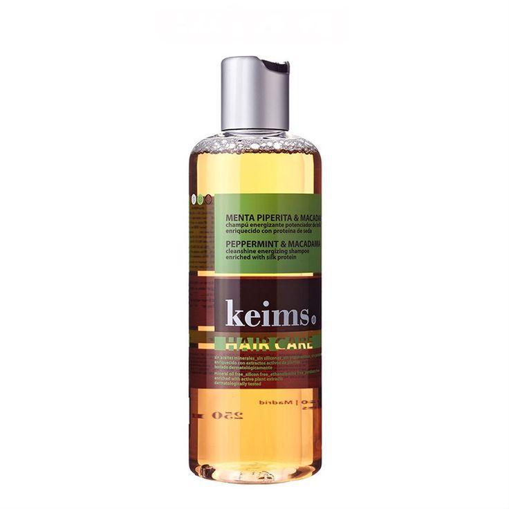 Keims Cleanshine Energizing Shampoo, $9.50 #birchbox  April 2014 Birchbox.  Love this shampoo!!