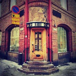 Design District  - Helsinki, Finland. Our tips for things to do in Helsinki: http://www.europealacarte.co.uk/blog/2011/08/15/what-to-do-helsinki/
