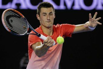 Zhang's dream continues, Tomic wins all-Aussie clash...: Zhang's dream continues, Tomic wins all-Aussie clash #BernardTomic… #BernardTomic