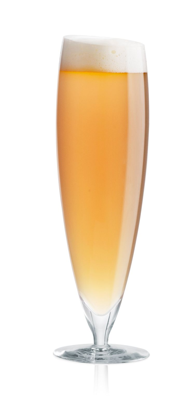 Large beer glass by Eva Solo