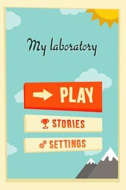Créer de nouveaux éléments et sauvez la planète avec l'application My Laboratory [2 licences offertes]