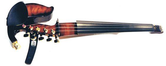 Jordan electric violin