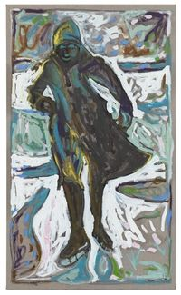 The Skater by Billy Childish 2010