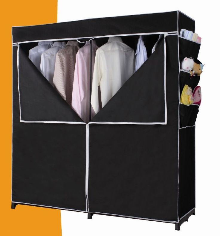 Fortable And Cute Home Office Design Ideas: 17 Best Ideas About Portable Closet On Pinterest