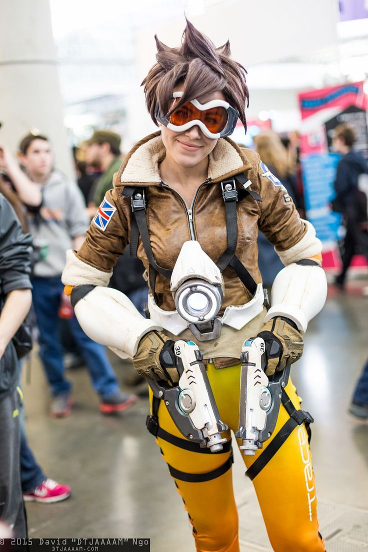 Tracer Cosplay costume Overwatch (2) \u2013 Cosplays