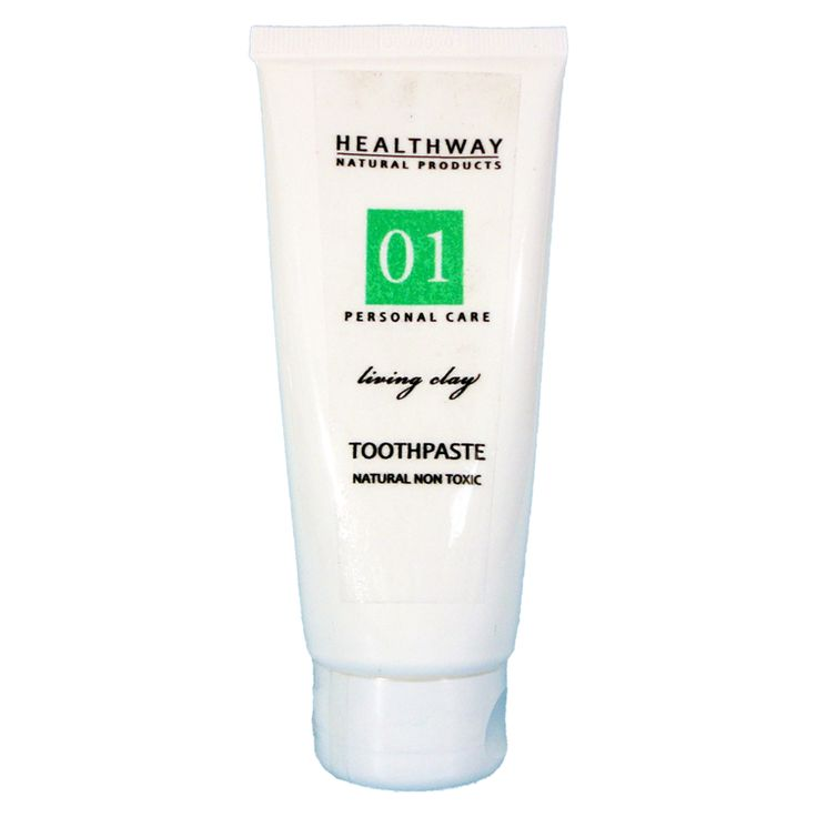 Healthway Toothpaste (100ml) - http://www.liferetreat.co.za/shop/home/healthway-toothpaste-100ml/ Healthway toothpaste is all-natural, fluoride free and has added volcano ash to heal and kill bacteria. All at a great price. Life Retreat | South Africa
