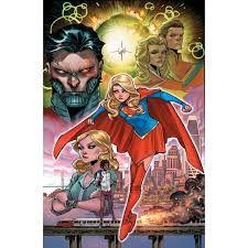 Resultado de imagen para supergirl rebirth