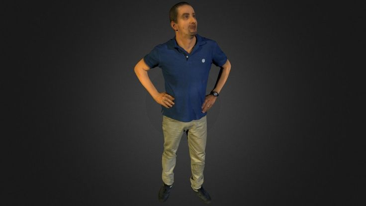 Good guy by lucadibe - 3D model