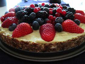 Vegomenyn: Raw tårta