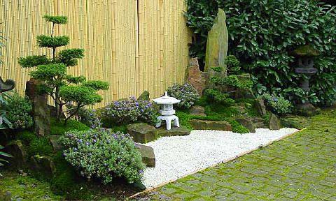 der kleine zen garten zen garden garten zen und hof. Black Bedroom Furniture Sets. Home Design Ideas