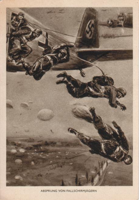 Fallschirmjäger - pin by Paolo Marzioli