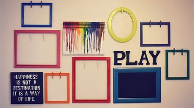 Decorate your walls with these simple and affordable DIY art projects.