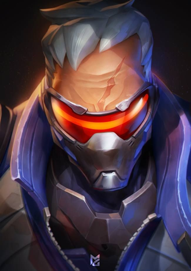 Max Grecke - Soldier 76 from Overwatch!