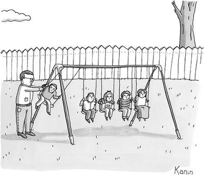 beware of physicist fathers