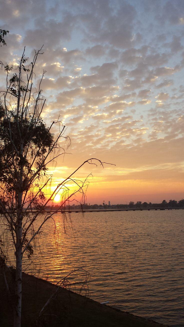 Lake Mulwala Sunrise