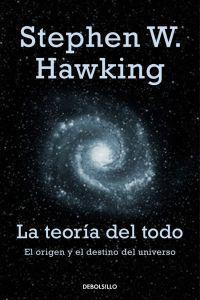 El gran físico británico nos ofrece la historia del universo, desde las primeras teorías del mundo griego y de la Edad Media hasta el Big Bang y los agujeros negros, en un libro didáctico y accesible a todos los públicos. Newton, Einstein, la mecánica cuántica y la teoría de la  gran unificación desfilan por estas páginas, acercando al lector de manera clara y amena los misterios del universo http://www.imosver.com/es/libro/la-teoria-del-todo_6431500001