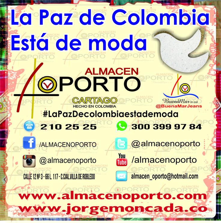 La paz de Colombia está de moda #Pymes #Colombia
