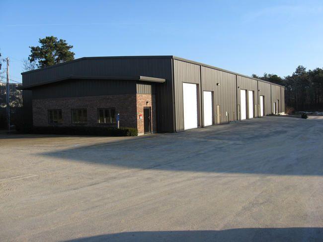 Commercial Metal Garages : Best images about metal building on pinterest