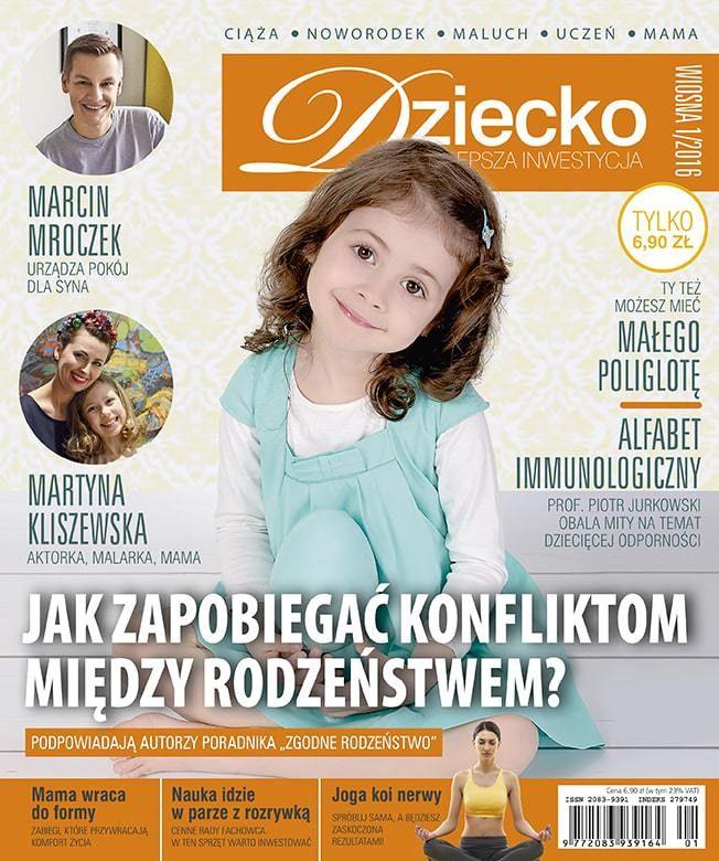 Magazyn Dziecko Najlepsza Inwestycja