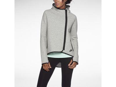nike tech fleece cape women 39 s hoodie 15fw fleece lined. Black Bedroom Furniture Sets. Home Design Ideas