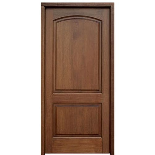 Shop for DSA Doors Belle Meade E-01 builders door. Belle Meade 2-Panel Mahogany Entry Door. Belle Meade 2-panel mahogany entry door Mahogany laminated veneer lumber and core - Offers more stability and resistance to warping than solid wood Engineered stile and rail construction protects the