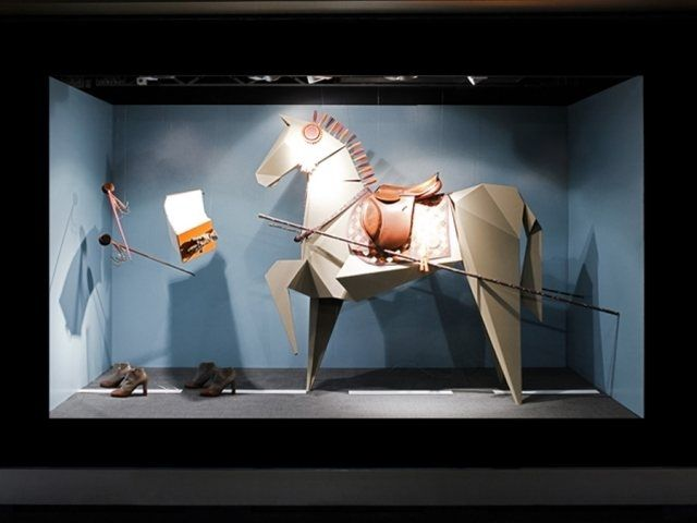Hermes Berlin Window - News - Frameweb