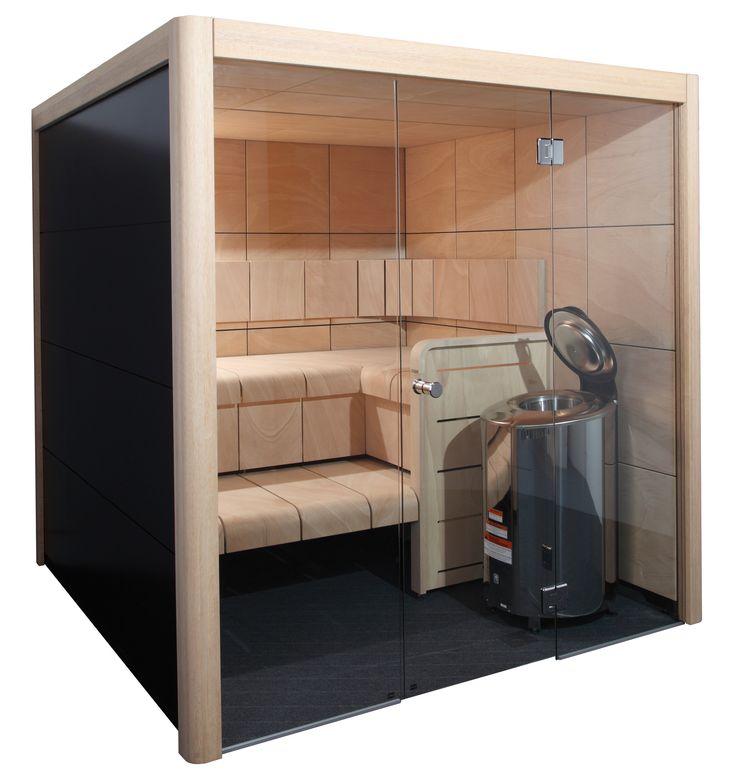 Harvia Claro 6 Person Electric Heater Indoor Sauna