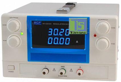 #Zasilacz #laboratoryjny firmy #MCP QS3020 30V/20A do pracy ciągłej