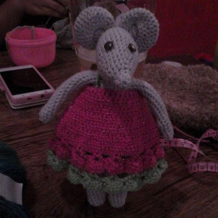 Rosie la Petite Souris réalisée par mllecarnot