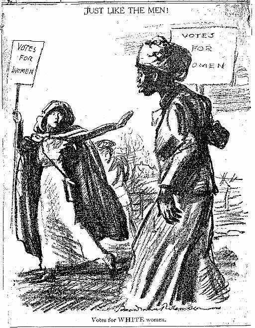 Despite the tremendous risk, African American women marched for suffrage, too - Washington Post