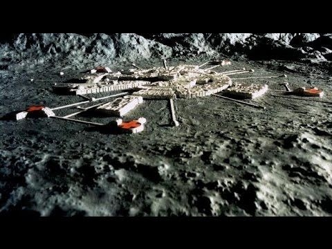Apollo 20 ET Discovered on UFO Craft on Moon at Deporte Crater, Real NASA Photos! - YouTube