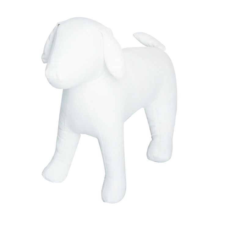 OEM factory China pet supplies online pet store pet products display dog mannequin