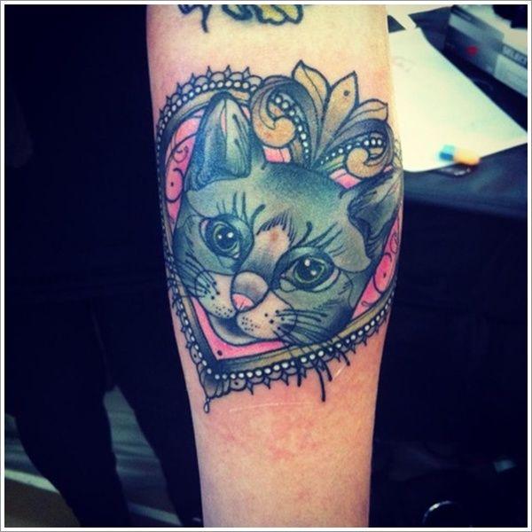 Tattoo Ideas Cats: 17 Best Ideas About Cat Tattoo Designs On Pinterest