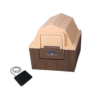 Dog Houses 108884: New Heated Doghouse Outdoor Insulated Medium Dog House With Floor Heater -> BUY IT NOW ONLY: $166.79 on eBay!