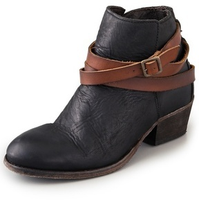H by hudson Horrigan Wrap Strap Booties at ShopStyle