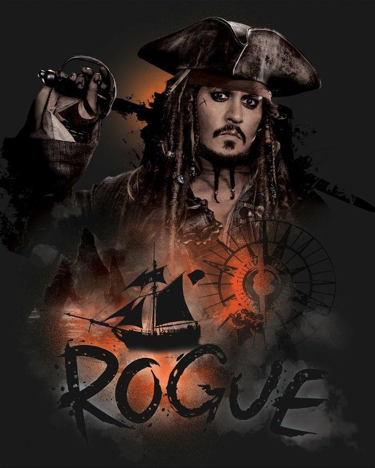 Captain Jack Sparrow ❤