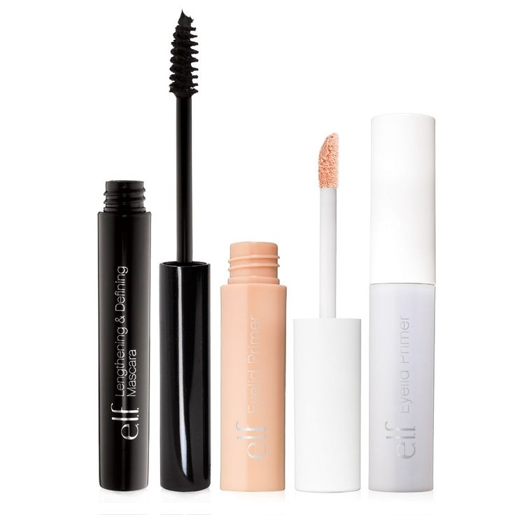 e.l.f. Essential 3-Piece Prime & Lash Eye Set