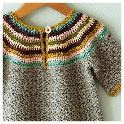 wool sweater for baby girl