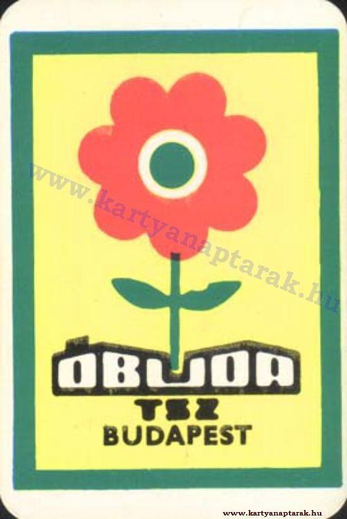 1975 - 1975_0823 - Régi magyar kártyanaptárak